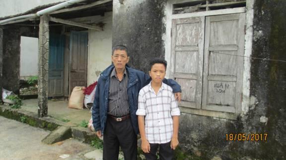 Cậu bé nhà nghèo giành huy chương vàng trong kỳ thi chọn học sinh giỏi Quốc gia